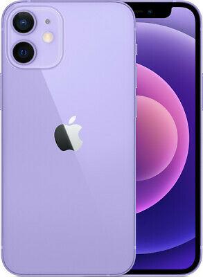Apple iPhone 12 mini 64GB Violett (neu /differenzbesteuert)