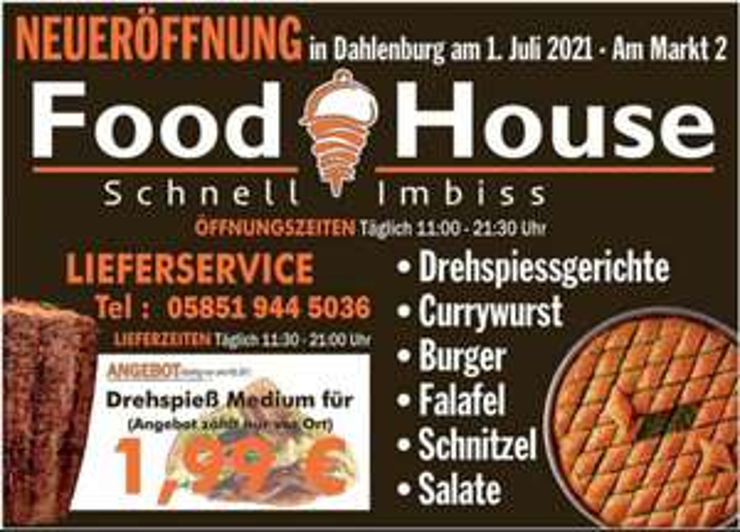 Lokal - Food House Dahlenburg