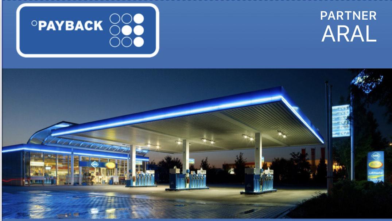 [Payback] 6fach Punkte auf Kraftstoffe und Erdgas   gültig bis zum 01.08.2021