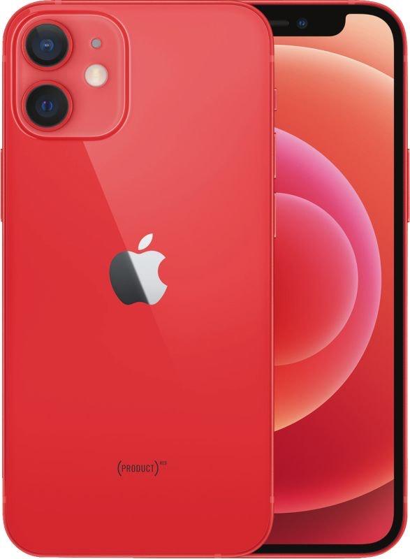iPhone 12 64 GB rot (Vitrinengerät, differenzbesteuert)