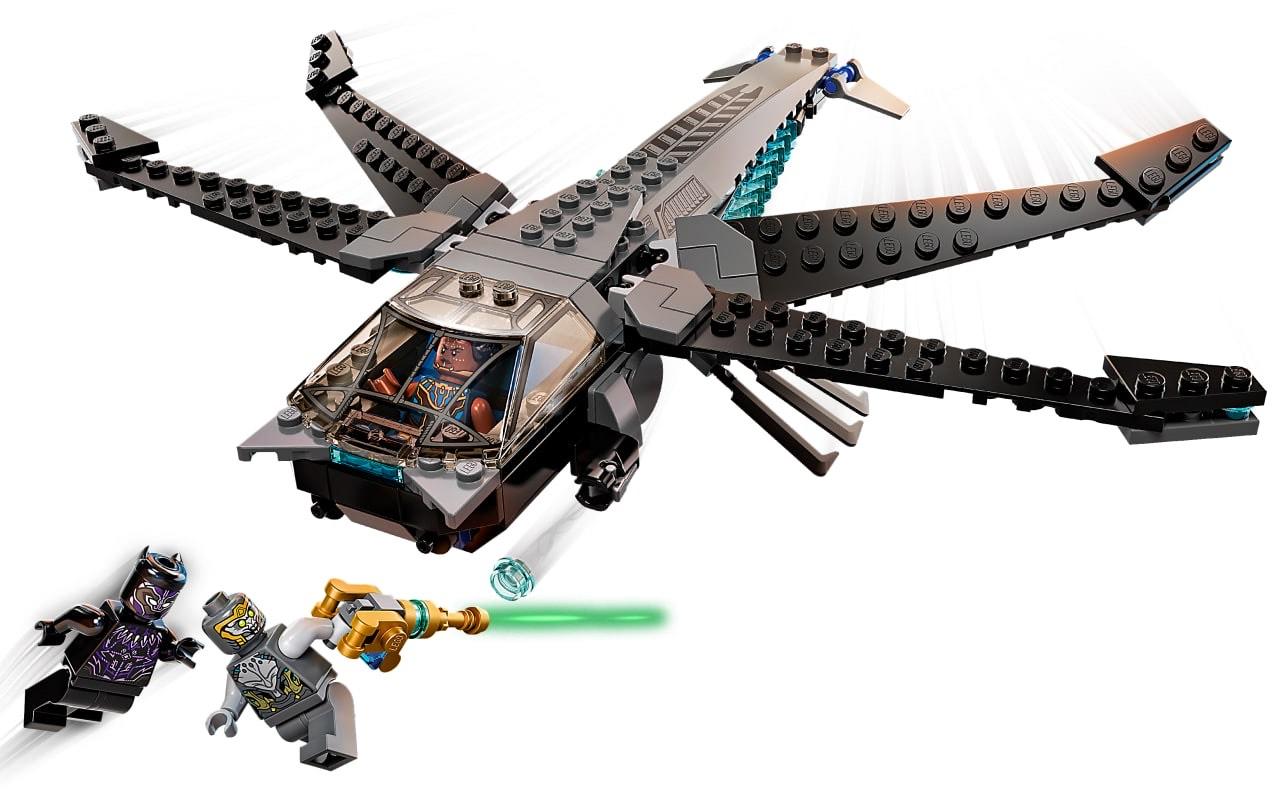 Lego Infinity Saga 76186