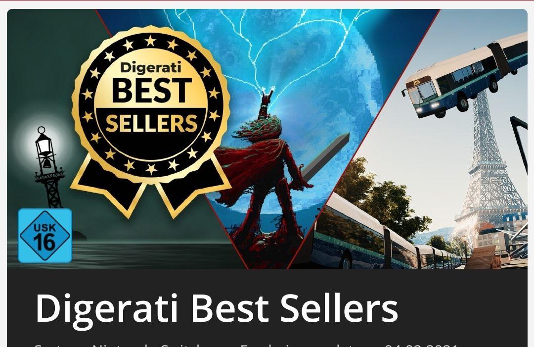 Digerati Best Sellers Nintendo Switch ua, Slain: Back From Hell