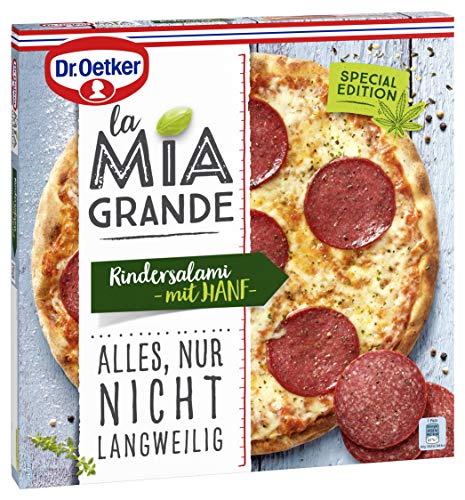 [AmazonFresh Berlin] La Mia Grande Rindersalami mit Hanf für 1,98€