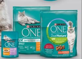 [GzG] Purina ONE Katzenfutterprodukte Gratis Testen (bis zu 7€)