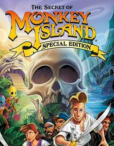 [Prime Gaming] The Secret of Monkey Island: Special Edition