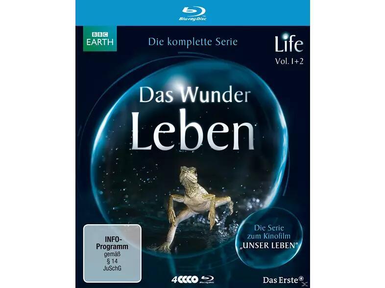 Life - Das Wunder Leben - komplette Serie auf Blu-Ray (Saturn)