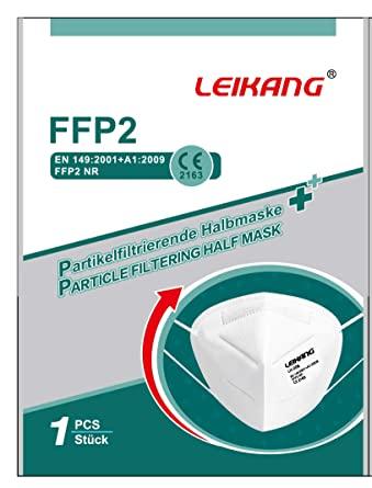 [Rewe + App] Leikang FFP2 Maske gratis ab 10€ Einkaufswert /MBW
