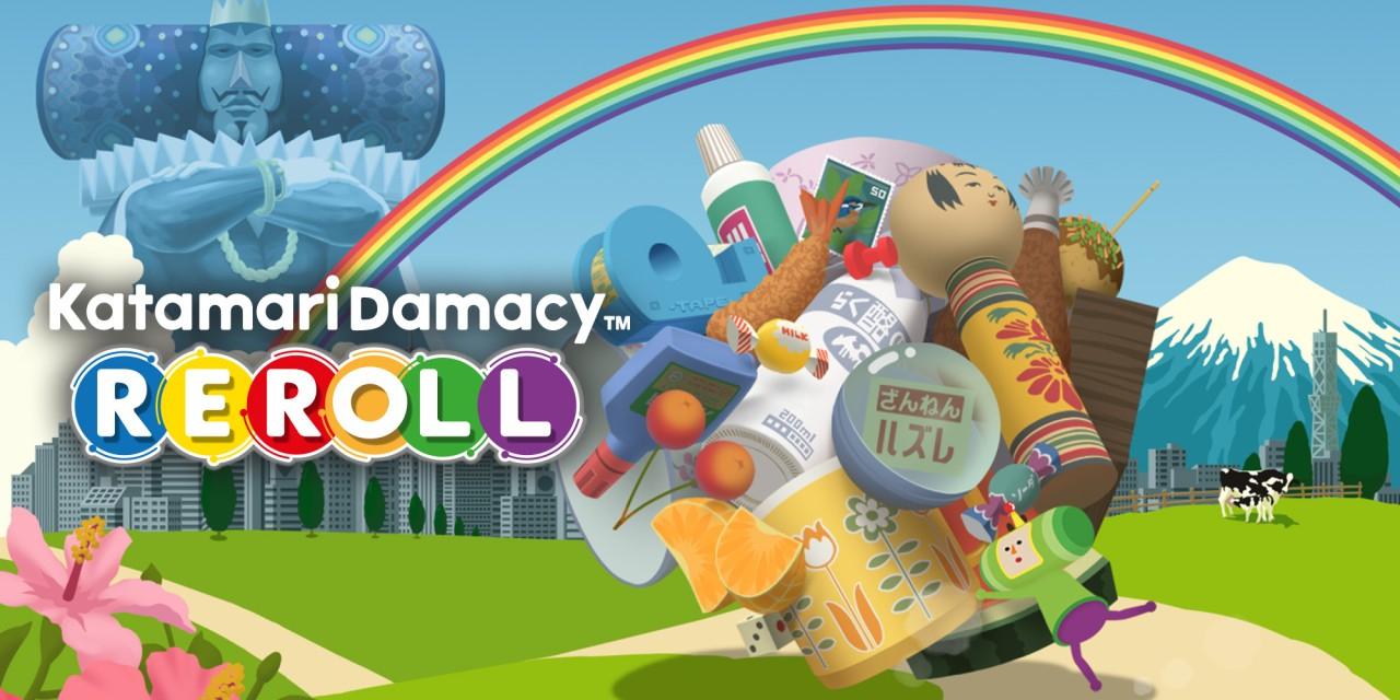 Katamari Damacy REROLL (Nintendo Switch) 4.99 € @ Nintendo eShop