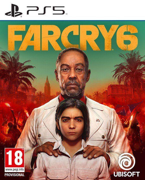 Far Cry 6 - PlayStation 5 Vorbestellung [Coolshop]