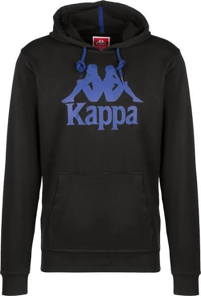 Kappa Zimim Hoodie black (Größen S bis XL)