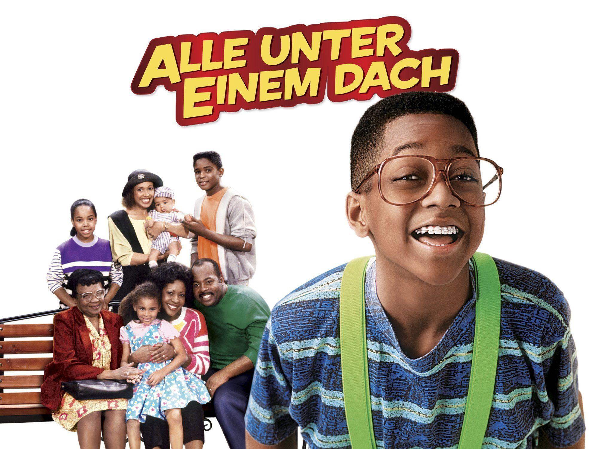 Alle unter einem Dach (HD) - Staffel 1