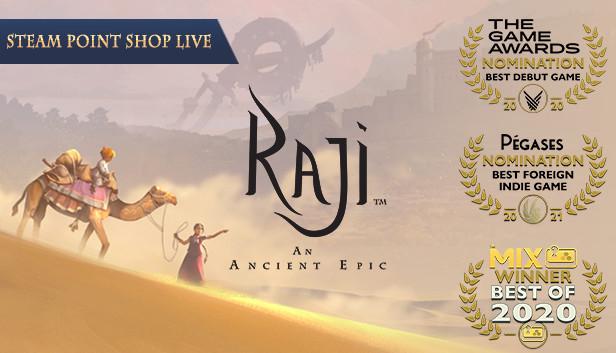Raji: An Ancient Epic - Steam - 11,49€
