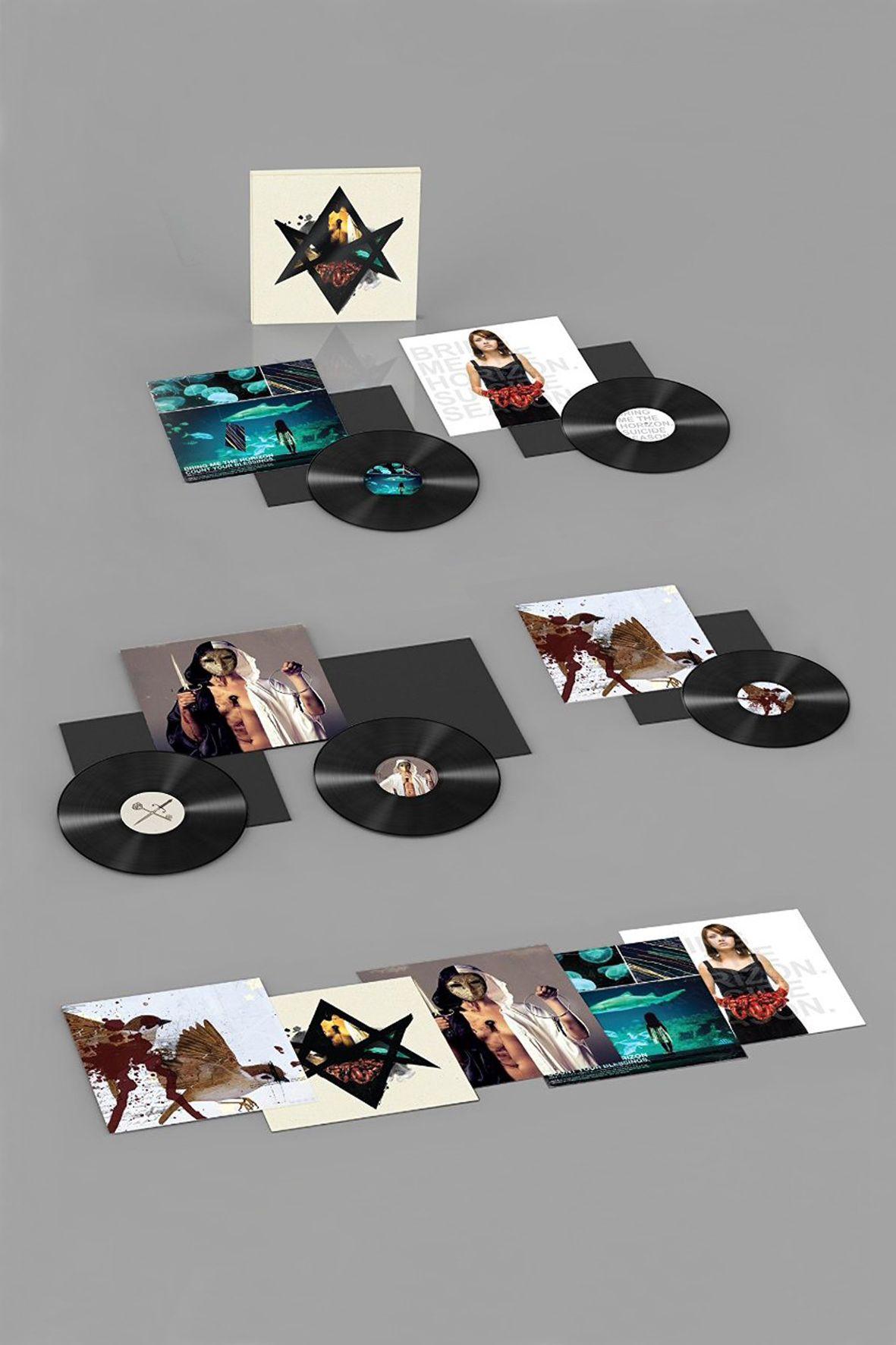 Bring Me The Horizon - Limited Edition (Vinyl Box Set) - (BMTH Schallplatte)