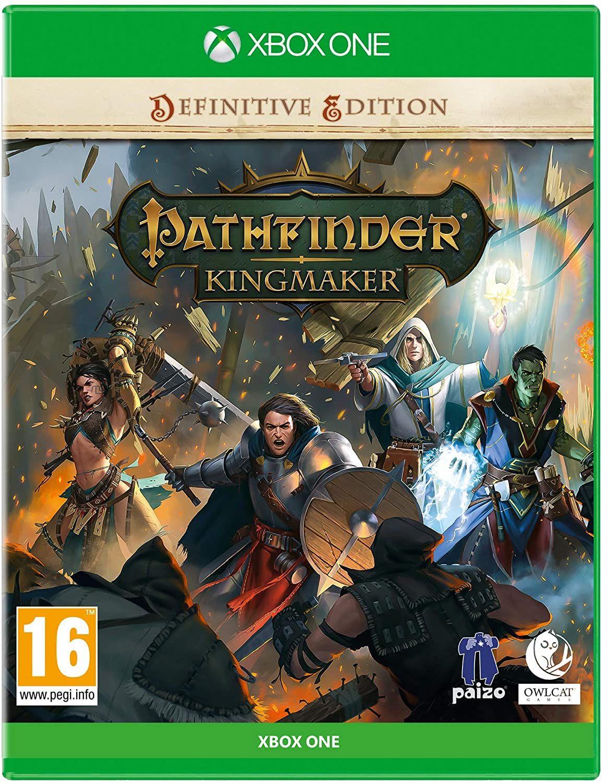 Pathfinder: Kingmaker Definitive Edition (Xbox One) [Amazon.co.uk]