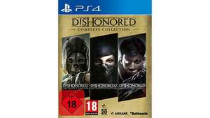 [Müller] Dishonored: Complete Edition (PS4) für 14.99 € per Filialbholung