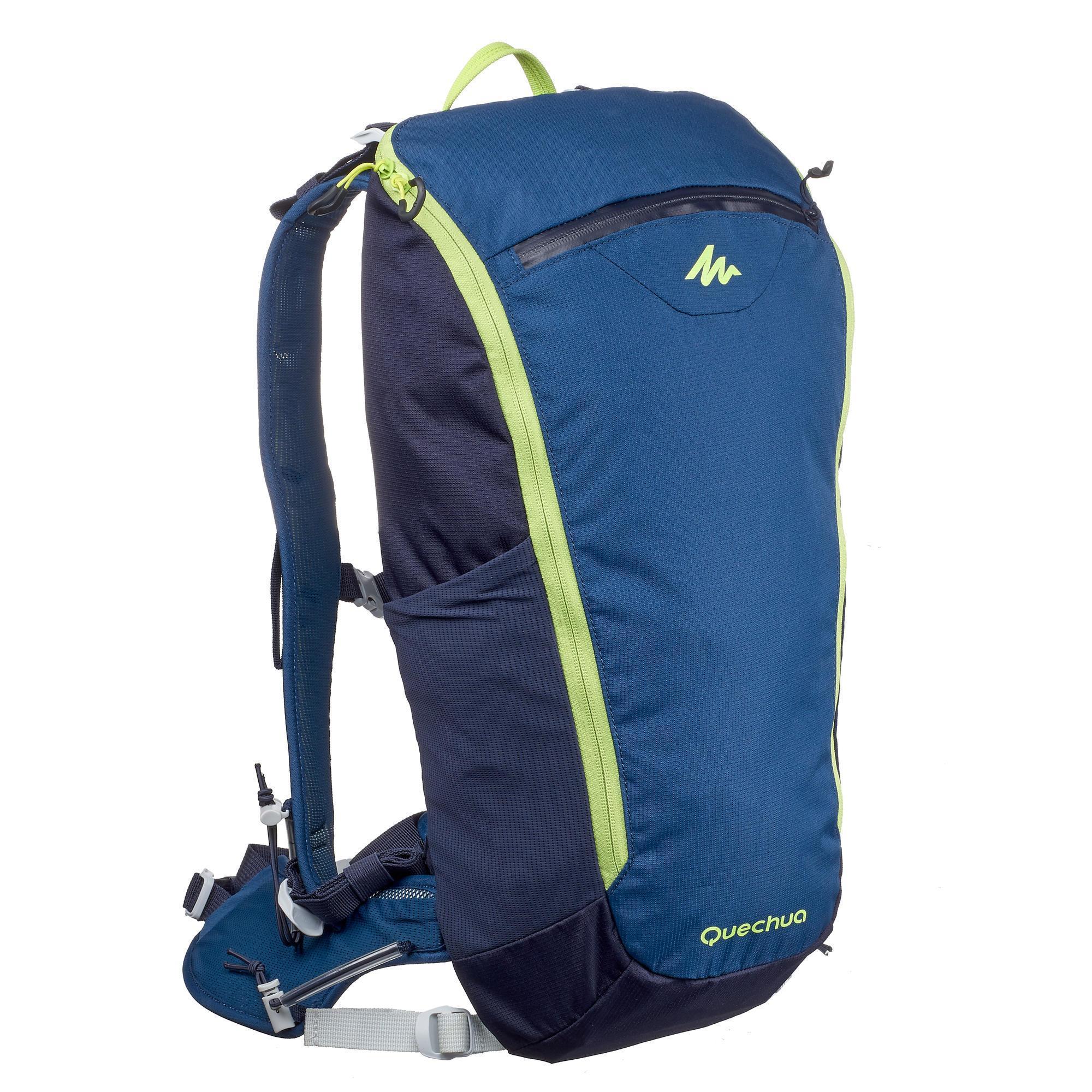 (Decathlon) Quechua Speed Hiking FH500 Helium 15 Liter Rucksack (10 Jahre Garantie)