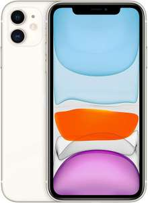 Apple iPhone 11 (64 GB) in Weiß oder Gelb