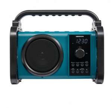 Medion UKW Bluetooth Baustellenradio Penny Online