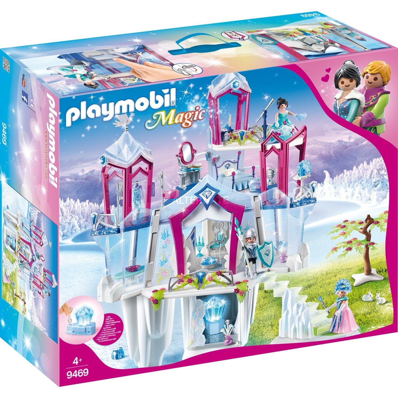 PLAYMOBIL Funkelnder Kristallpalast 9469 (57 Teile)
