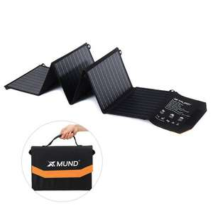 [Banggood] XMUND XD-SP1 60W Foldable Solar Panel Charger (Price Storm Event)