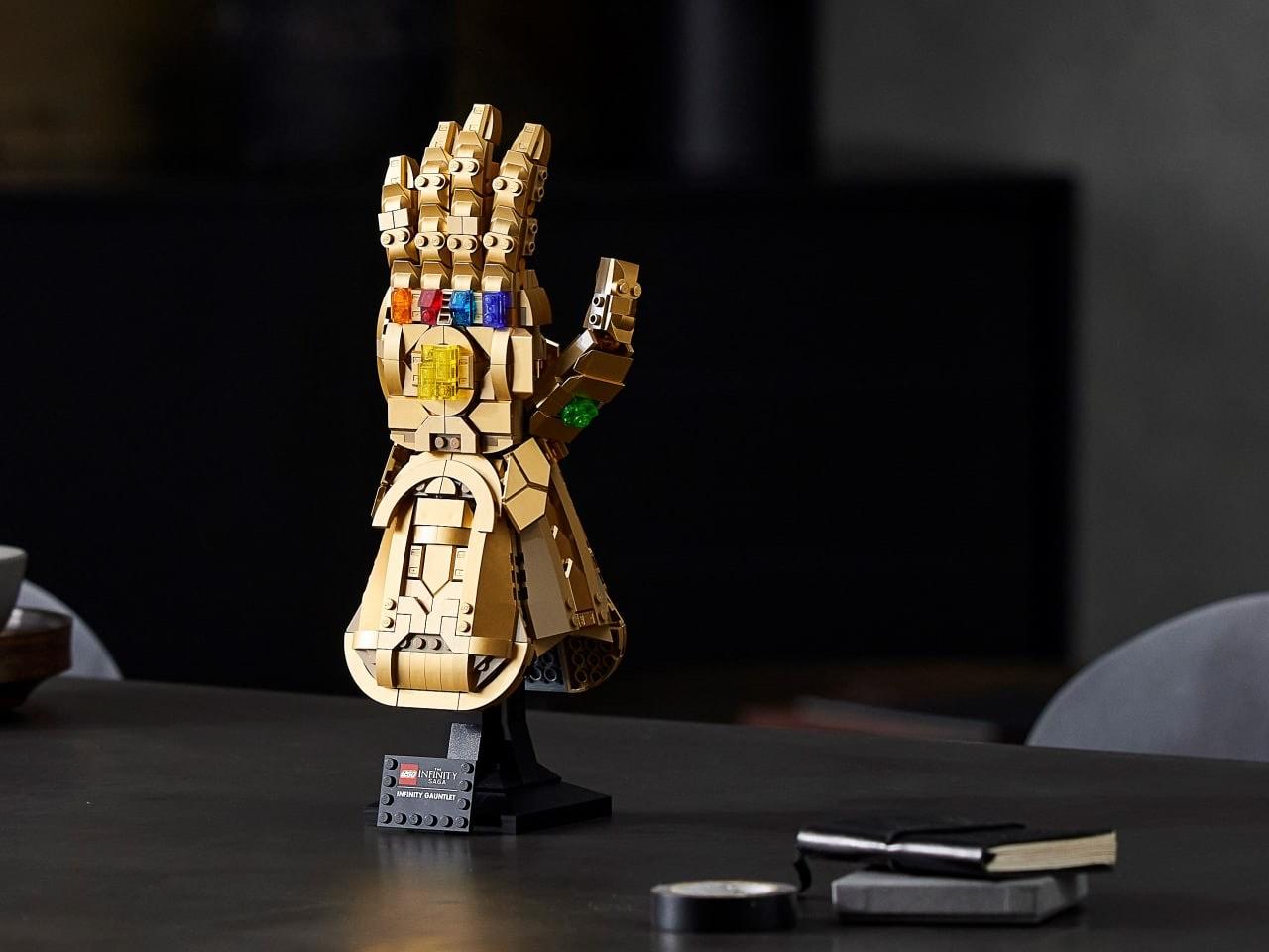 Lego Marvel Infinity Gauntlet