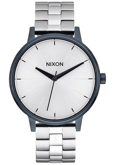 NIXON A099 1849 Kensington Navy/Silver Damenuhr