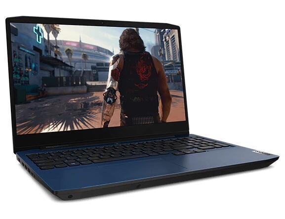 "Lenovo IdeaPad 3 Gaming Notebook: 15"" IPS FHD, Ryzen 4600H 6C/12T, NVIDIA GTX1650 4GB, 16+512GB, 45 Wh/7h, ohne OS"