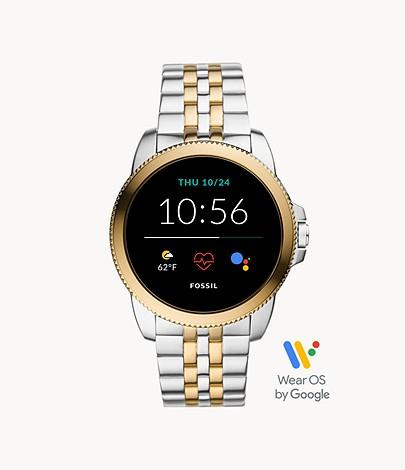 Gen 5E Smartwatch Edelstahl Bicolor (für Sie & für Ihn)