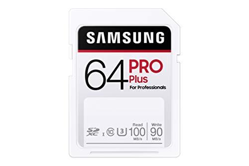 Samsung PRO Plus 64GB SDXC UHS-I U3 100MB/s für PRIME Kunden