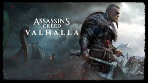 Assassin's Creed Valhalla PS4 & PS5 im PlayStation Store