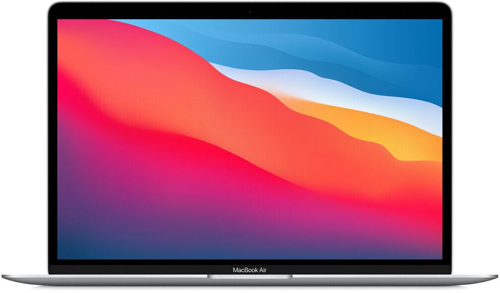 """Apple MacBook Air 13"""" 2020 M1 mit Vodafone Smart XL (40GB LTE I 5G, VoLTE) für mtl. 49,91€ & 119€ ZZ + AG-Erstattung"""