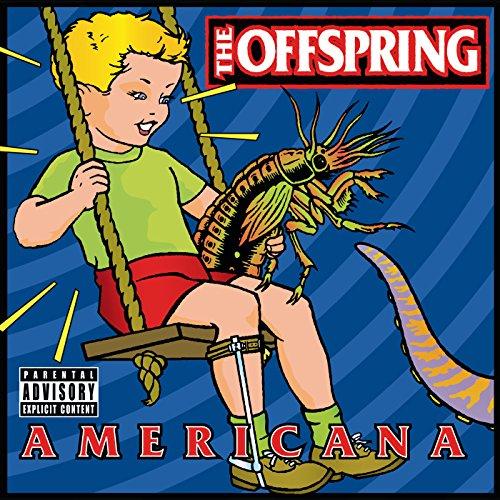 The Offspring - Americana (Vinyl + MP3 Download) für 13,29€ (Amazon Prime / Saturn Abholung)