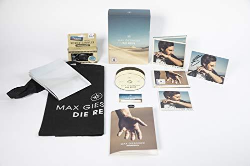 [Prime] Max Giesinger - Die Reise (Boxset mit 2CDs, DVD, Gitarrenbuch, Plektrum, Autogramm, Poster & Einwegkamera)