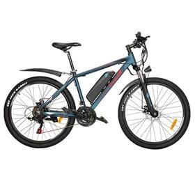 "ELEGLIDE M1 Mountain E-Bike 26"" ALU, 25Km/h 65km, 250W 36V/7.5Ah, Shimano 21 Gänge [PL-Versand]"