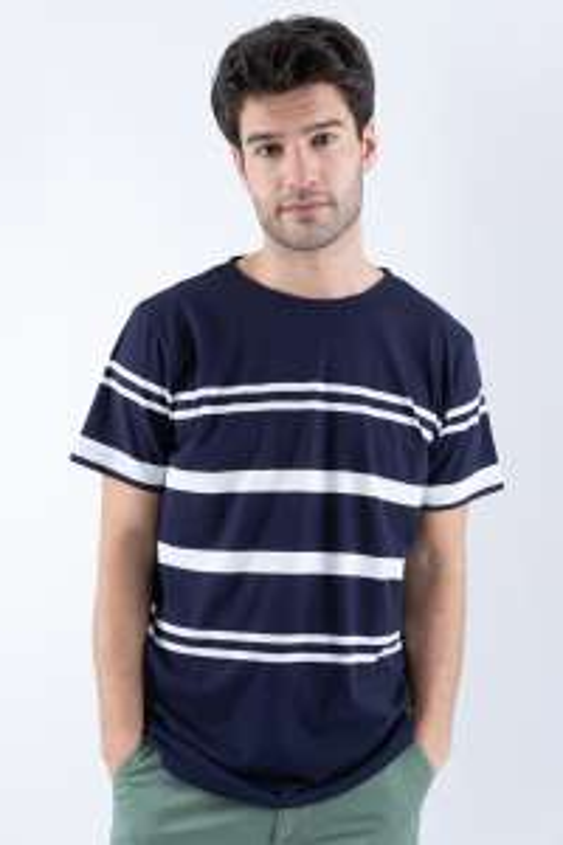 Sale bei Armor Lux mit bis zu 50% Rabatt, z.B. Matrosenshirt mit kurzen Ärmeln Héritage aus leichter Baumwolle