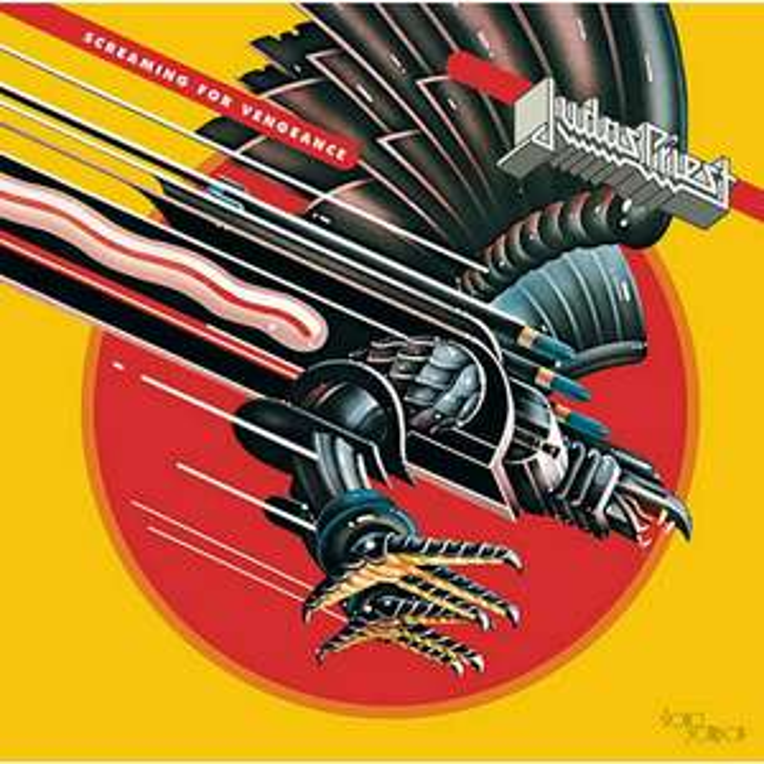 (Prime) Judas Priest - Screaming For Vengeance (Vinyl LP)