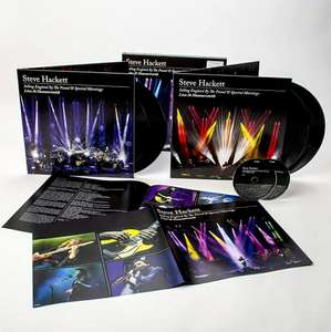 (Prime) Steve Hackett - Selling England By The Pound & Spectral Mornings - Live At Hammersmith (4 Vinyl LP + 2 CD)