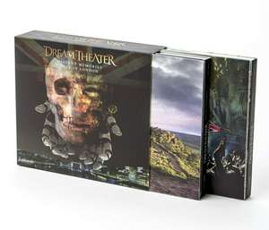 (Prime) Dream Theater - Distant Memories - Live In London (Special Edition 3 CD + 2 Blu-ray)
