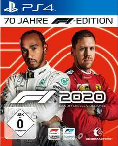 Expert online - PS4 F1 2020 70 Jahre F1-Edition