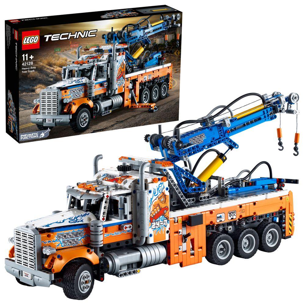 LEGO 42128 SCHWERLAST-ABSCHLEPPWAGEN