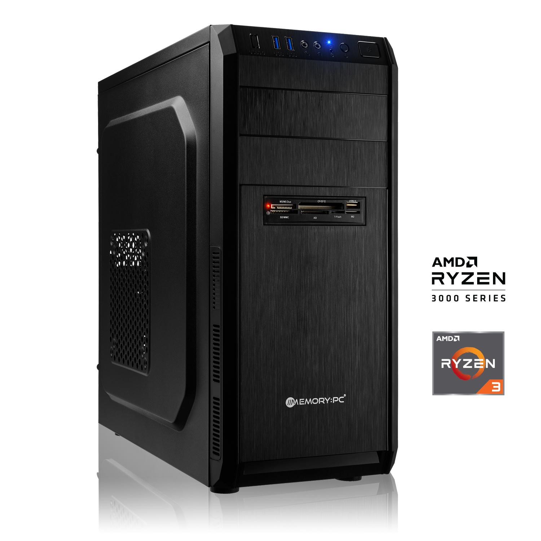 [MemoryPC] OFFICE PC AMD Ryzen 3 3200G 4x3.60GHz   8GB DDR4   Vega 8   256GB M.2 SSD