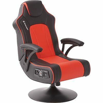 X Rocker Torque 2.1 Gaming Chair, Gaming-Stuhl, schwarz [eBay Alternate]