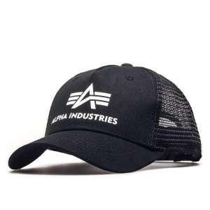 Alpha Industries Basic Trucker Cap für 10€ (Kaufland)