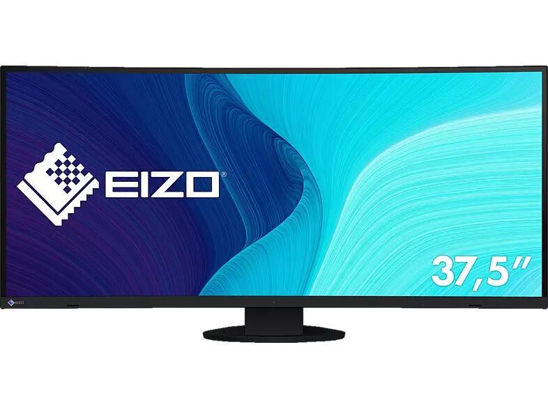 EIZO FlexScan EV3895-BK 37,5 Zoll UWQHD Monitor (5 ms Reaktionszeit, 60 Hz)