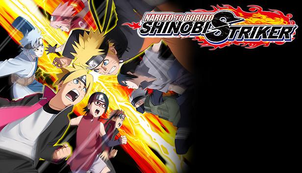 NARUTO TO BORUTO: SHINOBI STRIKER (Steam)