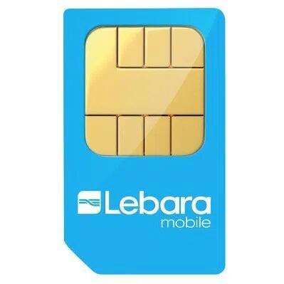 Gratis Lebara SIM-Karte + 10€ Startguthaben im Telekom-Netz (Prepaid, 3x bestellbar)
