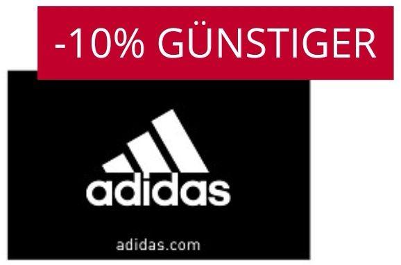 10% auf adidas Gutscheine bei Payback!