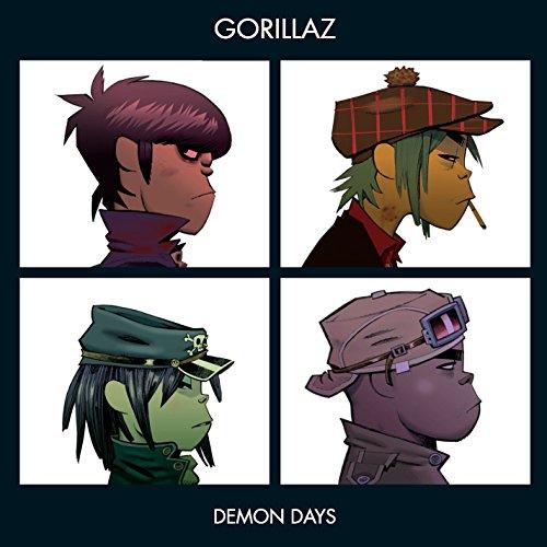 Gorillaz - Demon Days Doppel LP [Vinyl + MP3 Download] für 18,89€ (Amazon Prime)