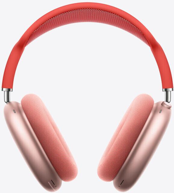Apple Airpods Max grün o. pink für je 449,10€ inkl. Versandkosten