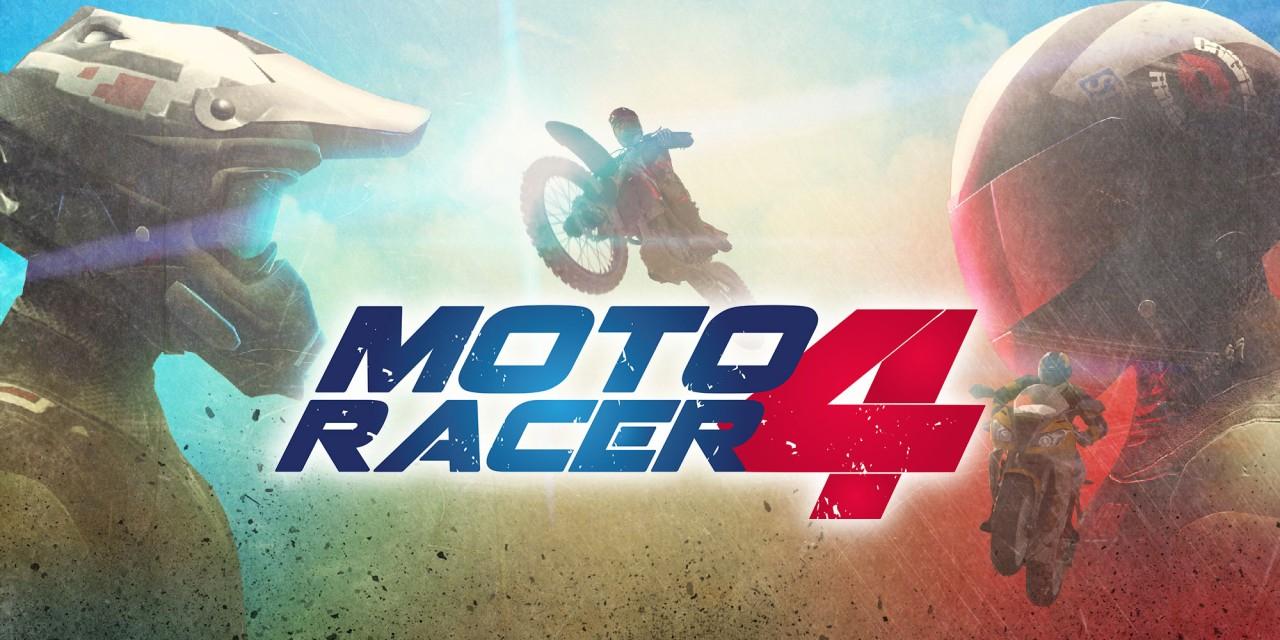 (Switch) Moto Racer 4 0,99€ , Moto Rush GT 0,99€ - Nintendo eShop